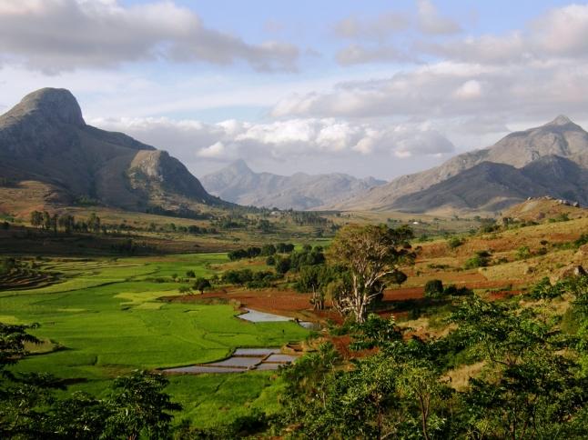 5 Madagascar landscape shutterstock_50114383